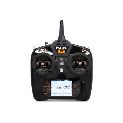 Spektrum NX6 6-Channel Transmitter Only SPMR6775EU