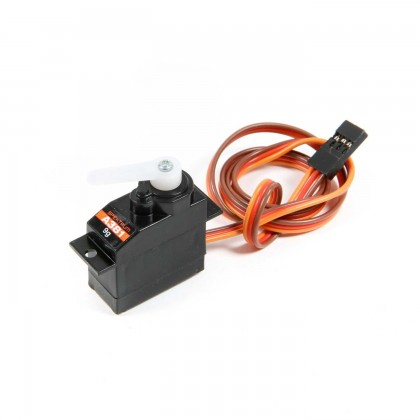 Spektrum 9g Mini Servo 400mm Servo Lead SPMSA381
