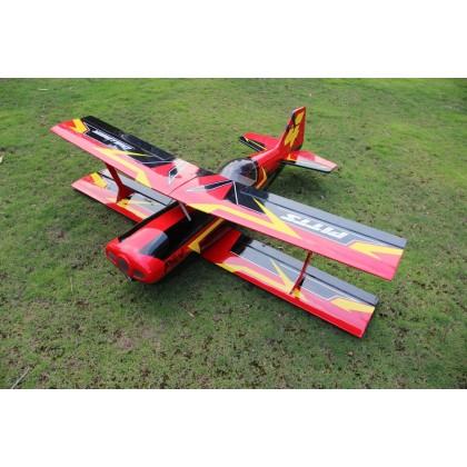"""Pilot RC Pitts Challenger 150-220cc 106"""" (01) PIL614"""
