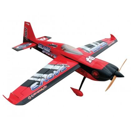 "Pilot RC Edge-540 V3 92"" Red (09) PIL415"