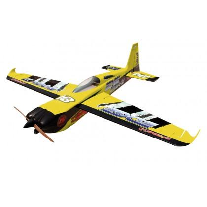 """Pilot RC Edge-540 V3 92"""" Yellow (12) PIL485"""