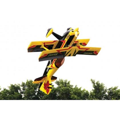 """Pilot RC Pitts Challenger 150-220cc 106"""" (02) PIL615"""