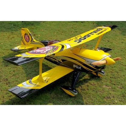 """Pilot RC Pitts Challenger 150-220cc 106"""" (03) PIL616"""