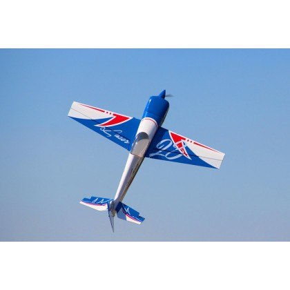 "Pilot RC Laser 88"" CF Version Blue/Red/White PIL620"