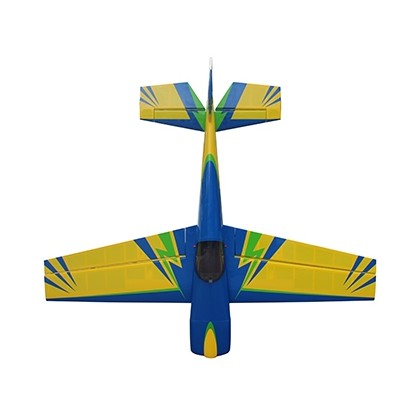 Pilot RC Edge 540 74in 1.88m Yellow/ Blue PIL652