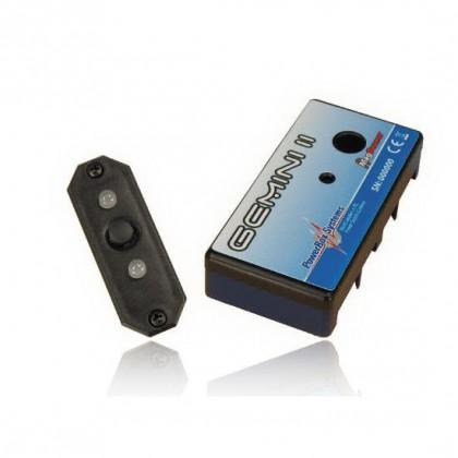 PowerBox Gemini II Double Regulator with MAG Sensor Switch 3125 4250416702722