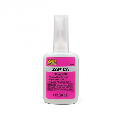 ZAP Cyanoacrylate Thin CA 1 oz. PT-08
