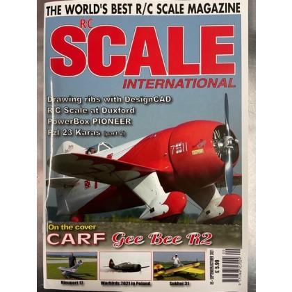 RC Scale International Magazine September / October 2021