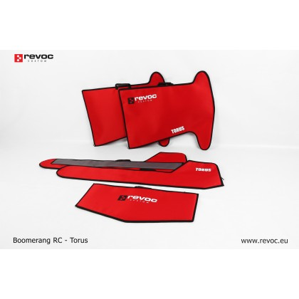 Revoc Model Material Bag Set for Boomerang RC - Torus - 230cm/90""