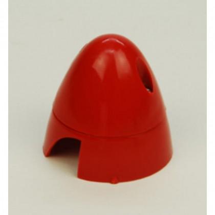 """Red 76mm (3"""") 2 Blade Spinner Ref: SL956C-R"""