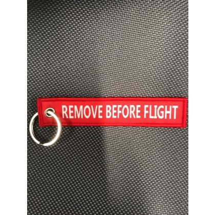 Remove Before Flight Flag Tag
