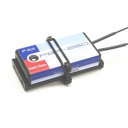 PowerBox Systems PBR-26D Receiver Click Holder from STV-Tech 013-64