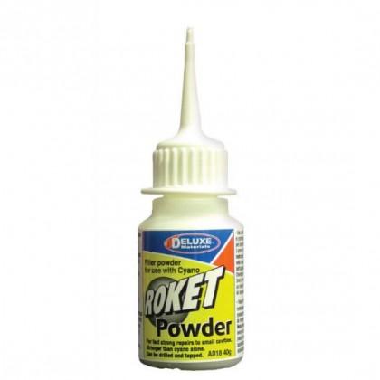 Deluxe Materials Roket Powder Filler 40g AD18