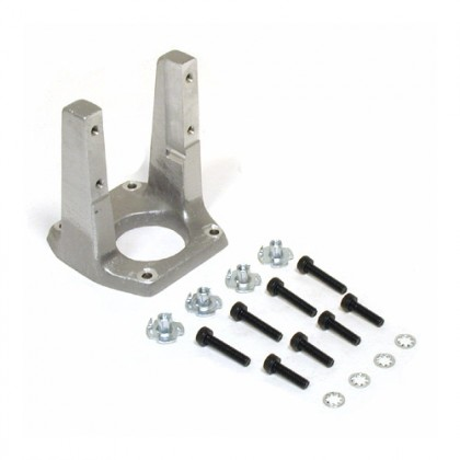Engine Mount for Saito FA-100, FA-100GK, FA-125A, FA-125AGK and FG-17 Four-Stroke Engines