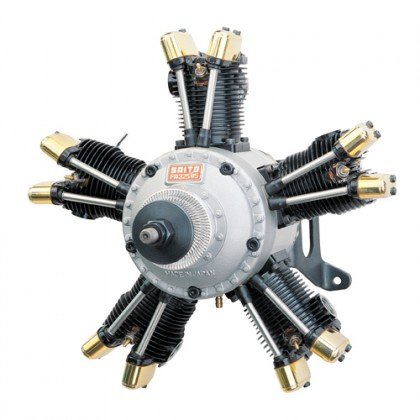 Saito FA-325R5 D Radial Engine SAT325R5