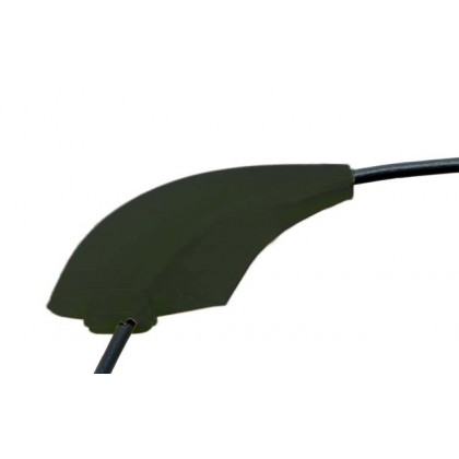 Emcotec Rod Aerial Protector 2.4GHz - Black A73040