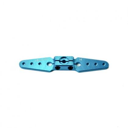 Secraft Hitec 2.5 Inch Straight Servo Arm (Blue) SEC019