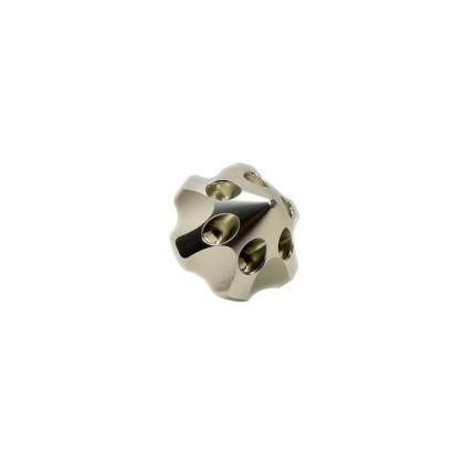 Secraft 3D Spinner - Medium (Silver) SEC042