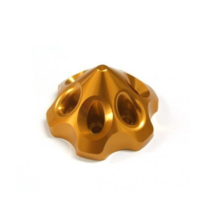 Secraft 3D Spinner - Large (Gold) SEC044
