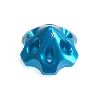 Secraft 3D Spinner - Large (Blue) SEC047