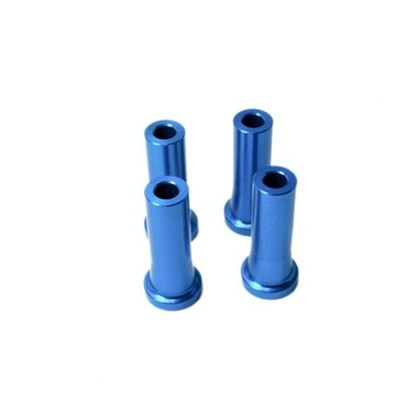 "Secraft Stand Off - 40mm (6mm, 1/4"" Hole) (Blue) SEC098"