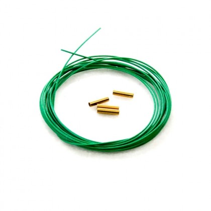 Secraft Pull Pull Wire 0.8 (Green) SEC082