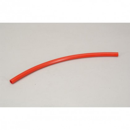 "Silicone Exhaust Tube RED 1/4"" (6.35mm)"