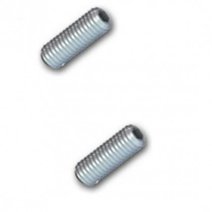 Socket Set Screws M4 x 8mm Long