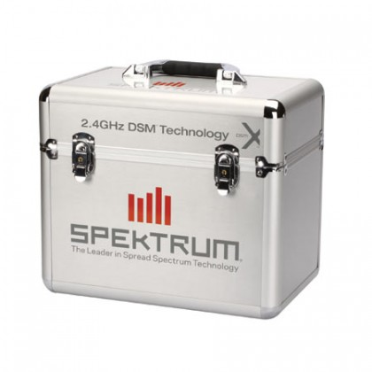 Spektrum Single Stand Up Transmitter Case SPM6708