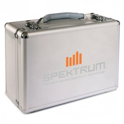 Spektrum Aluminium Surface Transmitter Case SPM6713
