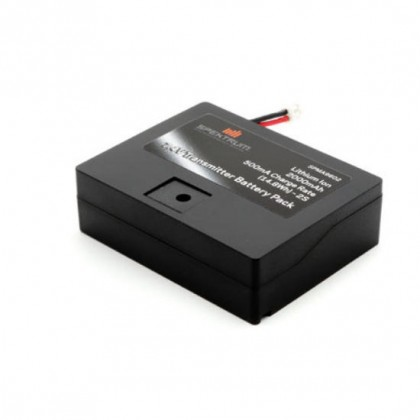 SPMA9602 Spektrum 2000mAh 2S 7.4V Li-Ion Transmitter Battery Pack for DX6 & DX6e