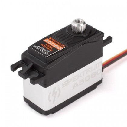 Spektrum A5060 Mini HV Digital Hi-Torque Metal Gear Servo SPMSA5060