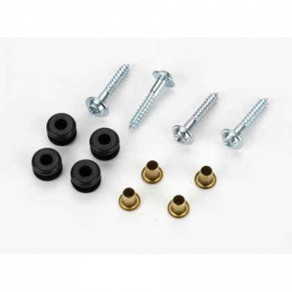 Spektrum Mini Size Servs Hardware Set SPMSP3002