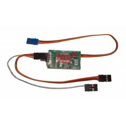 Swiwin ECU V3 Converter for Turbine Telemetry from VSpeak