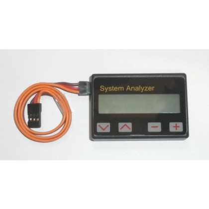 Xicoy Data terminal-System Analyzer SysAnaly