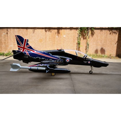 T-One Models Bae Hawk 100 1:4.75 rc jet