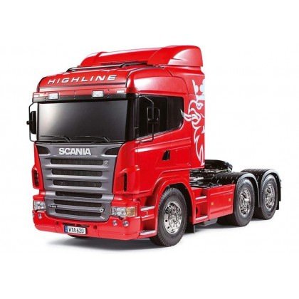 Tamiya Scania R620 6x4 Highline RC Truck Kit 56323