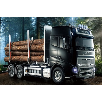 Tamiya Volvo FH16 Timber Truck 6x4 56360