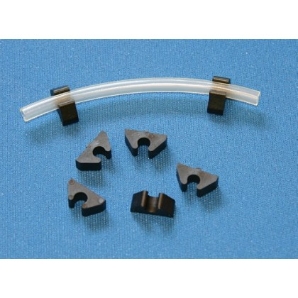 Tidy Clips - 4mm (Pack of 10) from Model Aviation Products (MAP)