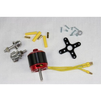 Torque 2814T 820kV Brushless Outrunner Motor from Extreme Flight R/C