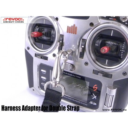 Transmitter Harness Adapter - Twin to Single Point from Revoc