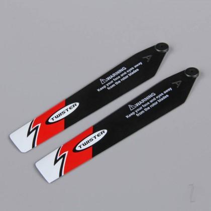 Main Blade Set (Red) (for Ninja 250) TWST100124