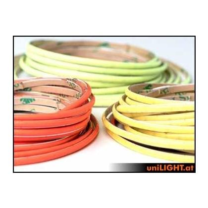 UniLight COB LED Strip 3mm White COB3-040-WE