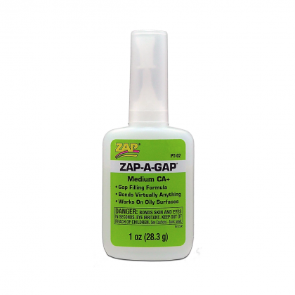 Zap-A-Gap Medium CA+ 1oz (medium)
