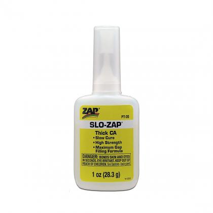 ZAP PT20 Slo-Zap CA 1oz (Thick)