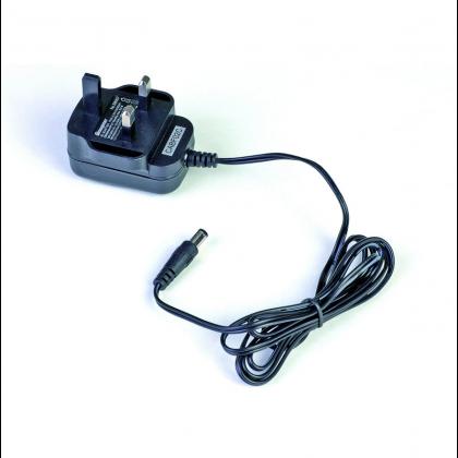 Graupner Transmitter Battery Charger (4,2V 500mA) UK plug S8357