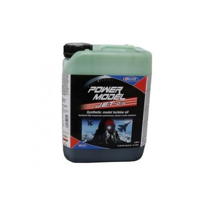 Power Model Jet Oil (5 Litre) LU04 from Deluxe Materials