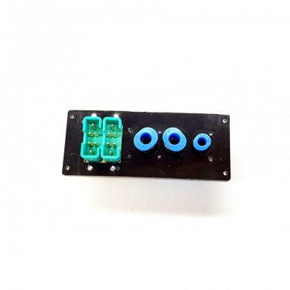 Wing Connector Click Holder Black From STV-Tech 016-01