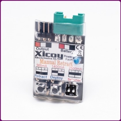 Xicoy Manual Controller for Retracts