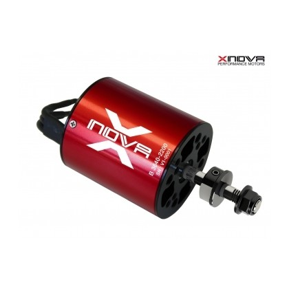 XNOVA B3640-2200Kv 36mm MOTOR Ultimate Performance for the SAB KR84 TORTUGA